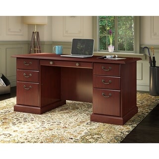 Bush Furniture Bennington Collection Manager's Desk