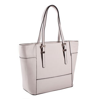 Katie Q 'Carrie' Vegan Leather Tote Bag
