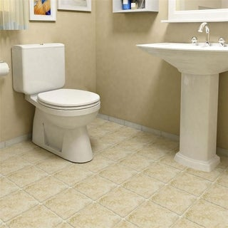 SomerTile 7.75x7.75-inch Gavras Arena Ceramic Floor and Wall Tile (Case of 25)