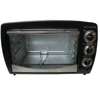 Cook's Essentials Toaster Convection Oven with Warmer and Rotisseri