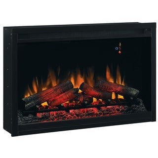 Traditional Built in 36-inch Fireplace with Remote