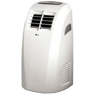 LG LP1014WNR 10,000 BTU Portable Air Conditioner with Remote (Refurbished)