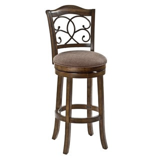 Hillsdale Furniture's McLane Swivel Bar Stool