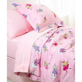 Magical Faries and Castles 8-piece Bed in a Bag Set