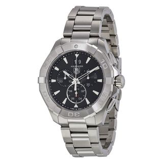 Tag Heuer Men's CAY1110.BA0925 'Aquaracer' Chronograph Stainless Steel Watch