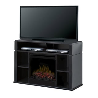 Kendra Media Electric Fireplace Entertainment Console