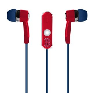 Mizco MLB Stereo Hands Free Earbuds