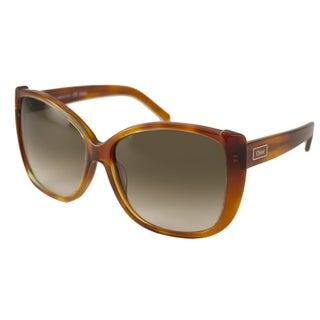 Chloe Women's CE608S Rectangular Sunglasses