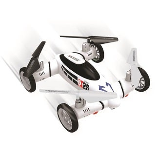 2.4GHz Remote Control Flying Car Quadcopter