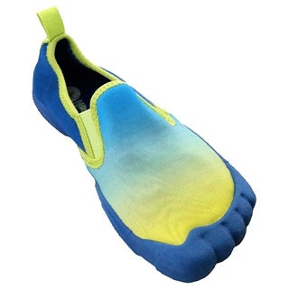 Boys' Twin Gore Blue/ Lime Transition Water Shoes
