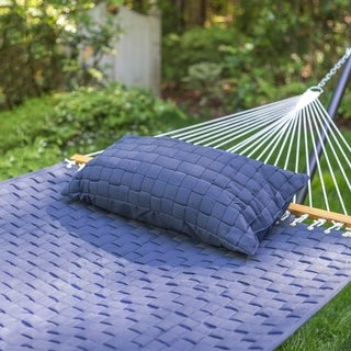 Large Blue SoftWeave Hammock