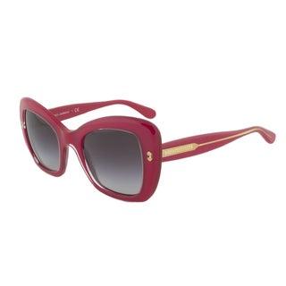 Dolce & Gabbana Sunglasses DG 4205 2775/8G, Pearl Red Frame, Grey Gradient Lenses