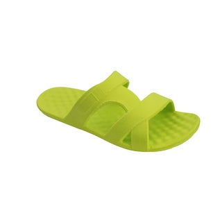 IB EVA Men's 7.5-8.5 Green Slippers
