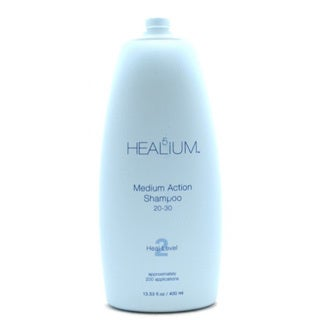 Healium Medium Action 13.53-ounce Shampoo