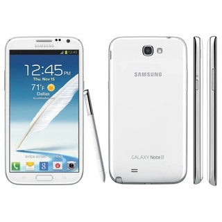 Samsung Galaxy Note II SCH-I605 5.5-inch 16GB Verizon/ GSM Unlocked Android 4.1 Smartphone (Refurbished)