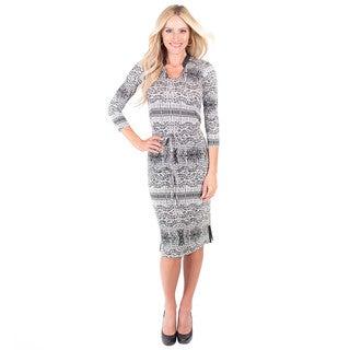 DownEast Basics Women's Metropolis Dress