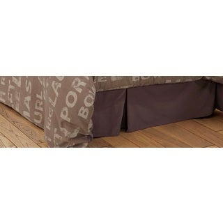 Rizzy Home Sail Away Bed Skirt