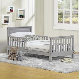 Baby Relax Haven Grey Toddler Bed