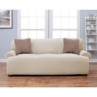 Stretch Sofa Slipcover by Home Fashion Designs