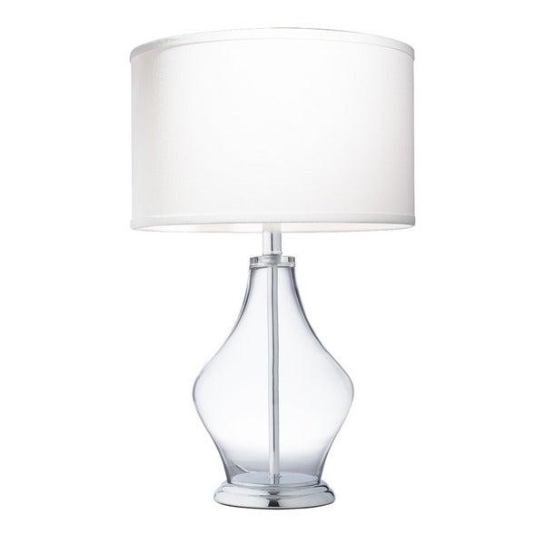 Kichler Lighting 1 Light Clear Glass Table Lamp