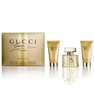Gucci Premiere Travel Collection Coffret 3-piece Set for Women