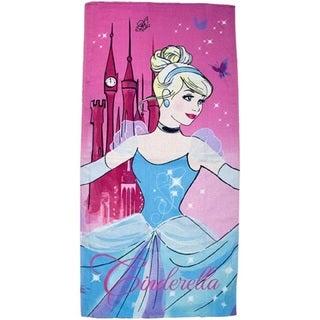 Disney Princess Cinderella Cotton Beach Towel