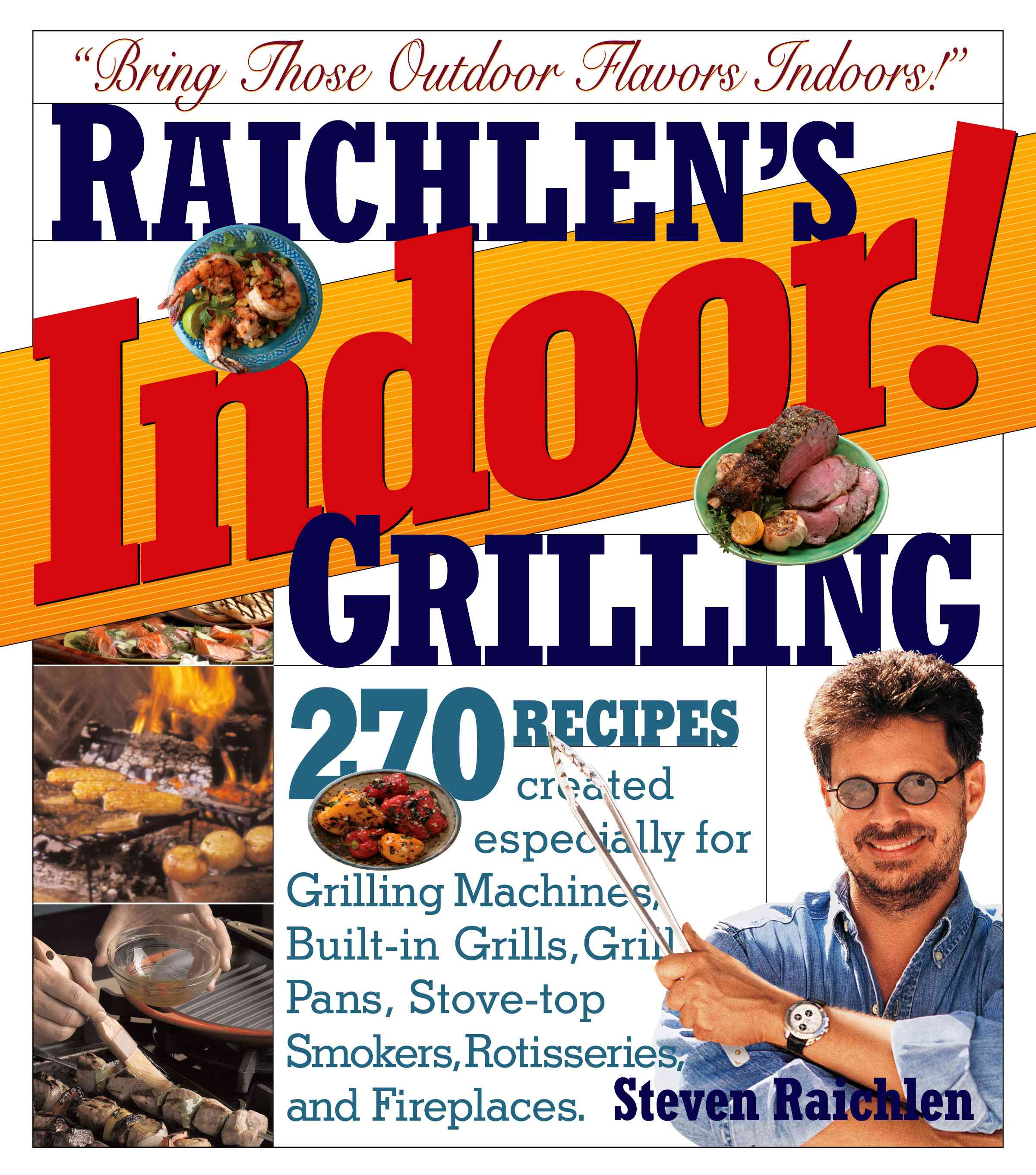 Indoor! Grilling (Paperback)