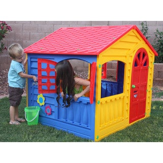 Fun Happy Playhouse