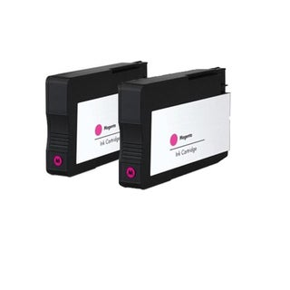 HP 933XL M (CN055AN) Compatible Inkjet Cartridge For 6100 H611a 6600 6700 (Pack of 2)