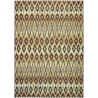 Couristan Easton Mirador/ Multi Rug (9' x 12')