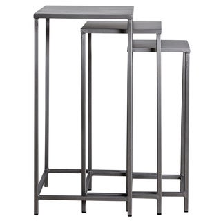 Perry Set of 3 Tall Nesting Tables (India)