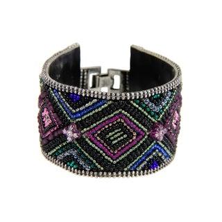 Saachi Handmade Diamond Beaded Bracelet (India)