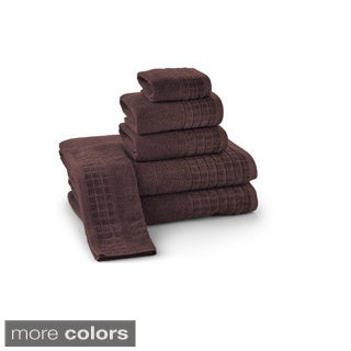 Cotton Terry 6-piece Towel Set