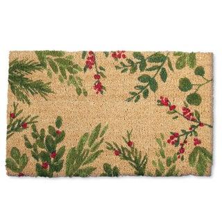 Greenery Coir Doormat