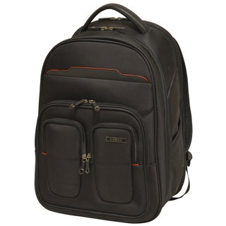 Travelers Club Flex-File 19-inch Checkpoint-Friendly 15-inch Laptop Backpack