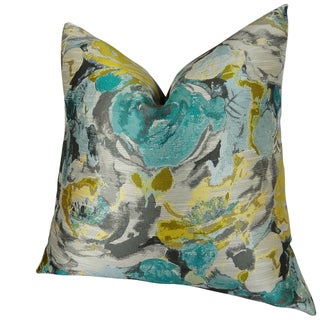 Plutus Truro Handmade Double Sided Throw Pillow