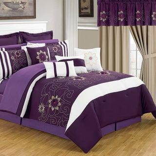 Windsor Home Allison 25 Piece Room-In-A-Bag Bedroom Set