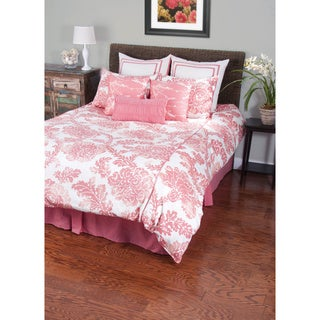 Rizzy Home Coral Bedskirt