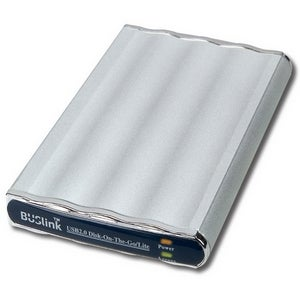 BUSlink Disk-On-The-Go 80G Pocket Hard Drive
