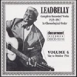 Leadbelly - Leadbelly: Complete Recorded Works: Vol. 4: 1939