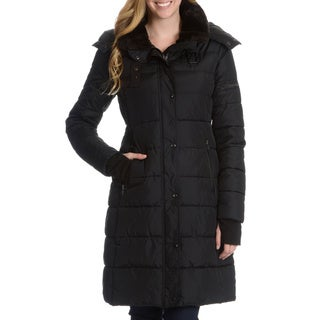 S13/NYC Women's Bowery Quilted Hooded Outerwear