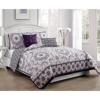 Avondale Manor Anita 5-piece Quilt Set