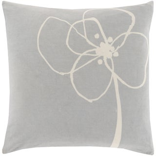 Lotta Jansdotter Decorative Camdyn Floral 18-inch Throw Pillow