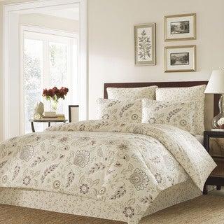 Stone Cottage Bordeaux Cotton Comforter Set