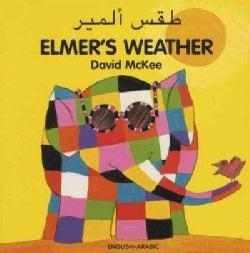Elmer's Weather (Board book)