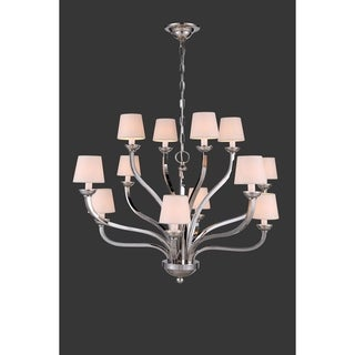 Vineland Collection 1400 Pendant lamp with Polished Nickel Finish