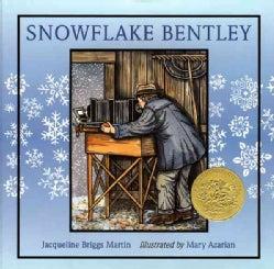 Snowflake Bentley (Hardcover)