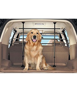 Sparehand Auto Pet Safety Nickel-plated Steel Barrier/Safety Guard