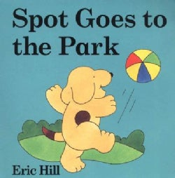 Spot Goes to the Park (Board book)