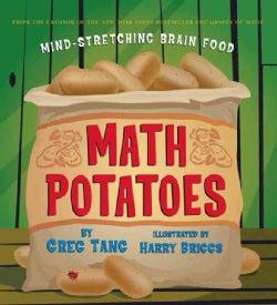 Math Potatoes: Mind-Stretching Brain Food (Hardcover)